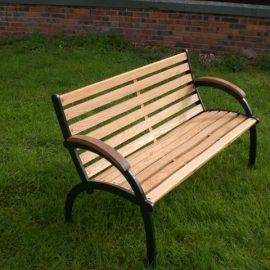 Ash Garden Bench