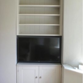 Inbuilt TV Unit